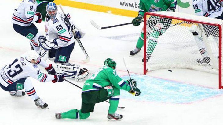 Прогнозы на хоккей трактор динамо москва