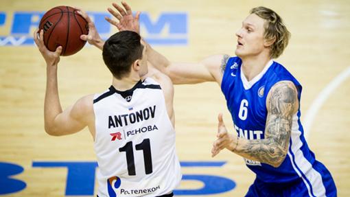 баскетбол зенит нижний новгород фото