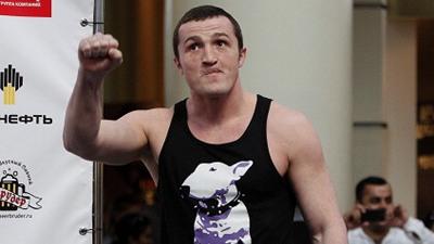 Лебедев подписал контракт на бой с Колодзеем
