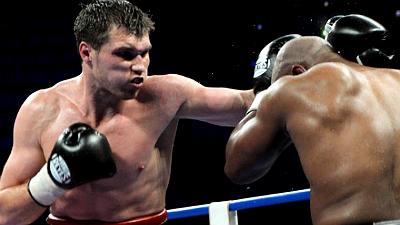 Дрозд стал чемпионом мира по боксу в первом тяжёлом весе