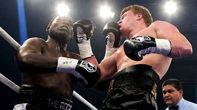Поветкин вернулся на третье место в обновленном рейтинге WBA