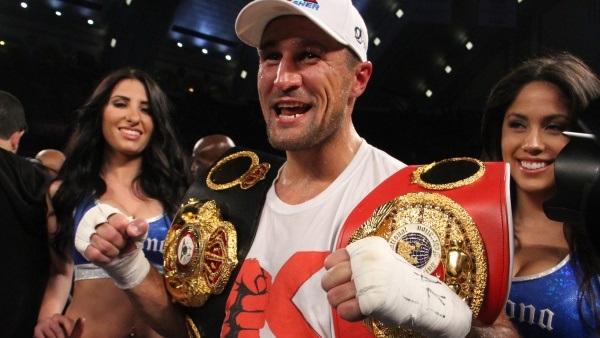 Ковалев признан боксером месяца по версии WBA