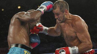 Ковалев признан боксером года по версии USA Today
