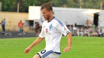 Дубль Ярмоленко принес киевскому «Динамо» победу над «Черноморцем»