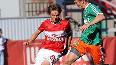 Давыдов подписал новый долгосрочный контракт со «Спартаком»