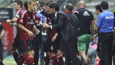 «Парма» и «Милан» забили девять мячей на двоих