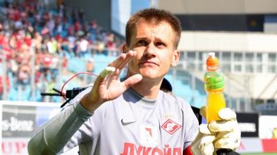 «Спартак» ведет переговоры с Ребровым о продлении контракта