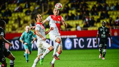 «Монако» не смог обыграть «Кан»