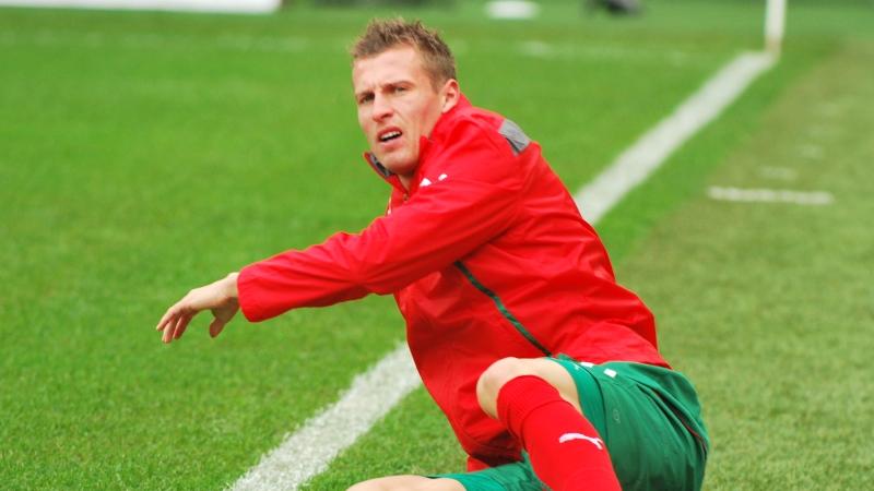 Защитник «Локомотива» Дюрица выбыл до конца сезона