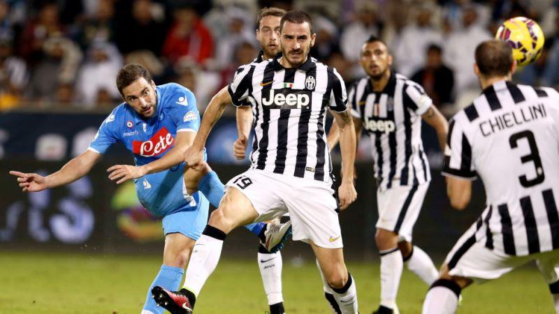 «Наполи» завоевал Суперкубок Италии