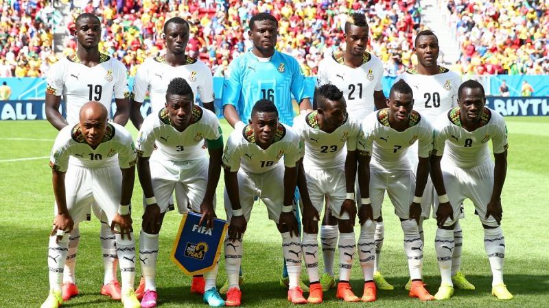 Кубок Африканских Наций 2 17 - Футбол, Африка