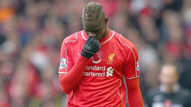 У Балотелли есть четыре месяца для спасения карьеры в «Ливерпуле»