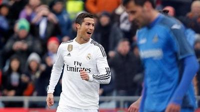 «Реал» на выезде разгромил «Хетафе»