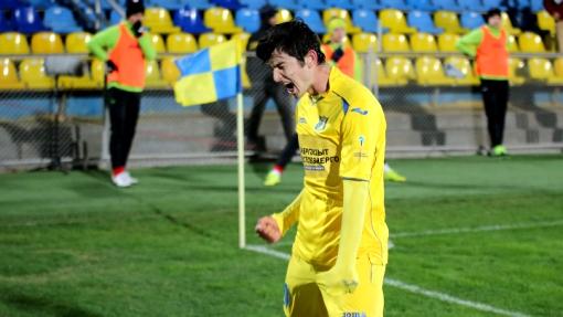 Азмун хочет остаться в «Ростове» Нападающий «Рубина» хочет продолжить карьеру...