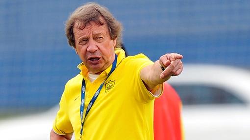 Анжи отправил в отставку Юрия Семина