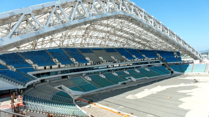 В июне 2017 года в Сочи пройдут несколько матчей Кубка Конфедераций 2017
