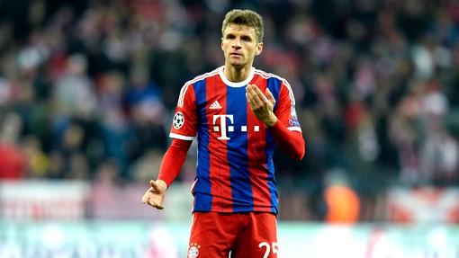 Мюллер будет самым высокооплачиваемым игроком «Баварии»