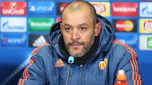 Нуну: «Валенсия» контролировала ход игры