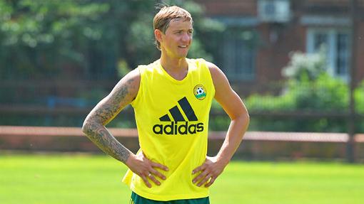 Роман Павлюченко заявил, что покидает «Кубань» и будет искать себе новый клуб.