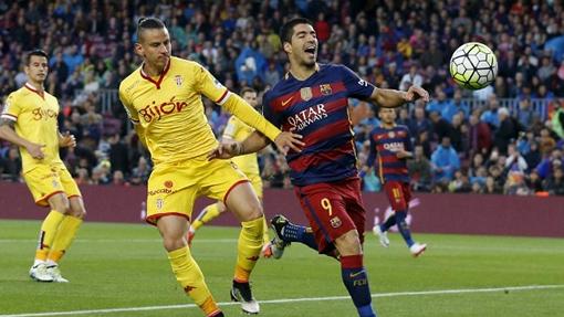 Барселона разгромила Спортинг, забив шесть мячей