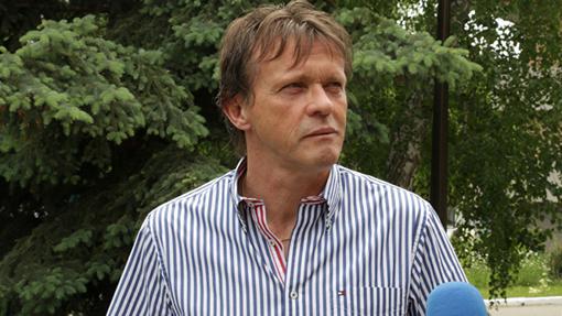 Франк Веркаутерен ФК Крылья Советов