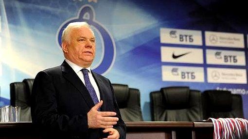 Проничев: уменя секретов итайн отболельщиков «Динамо» нет