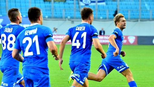 «Динамо» разгромило «Волгарь» вматче Футбольной государственной лиги