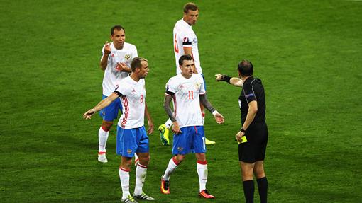 Российская Федерация осталась на38 месте врейтинге ФИФА
