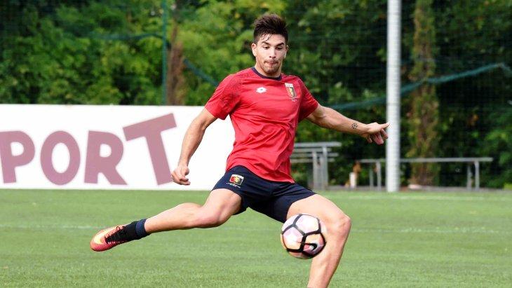 Сын Диего Симеоне Джованни подписал договор ситальянским футбольном клубом «Дженоа»