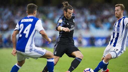«Реал» стартовал вчемпионате Испании спобеды над «Реалом Сосьедад»