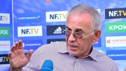 «Амкар» провалил матч с«Зенитом»— Гаджи Гаджиев