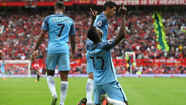 «Манчестер Сити» переиграл «МЮ» вдерби