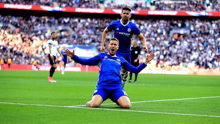 Финал Кубка Англии по футболу 2018 года
