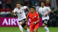 Кто финиширует первым: Чили или Германия?