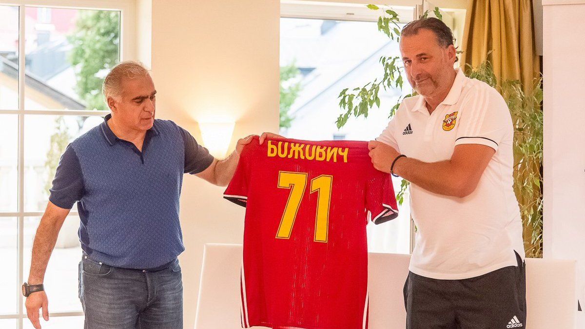 Миодраг Божович, Арсенал