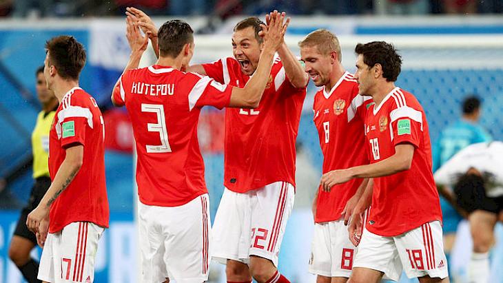 Сборная России сыграет первый домашний матч отбора ЧЕ-2020 в Саранске