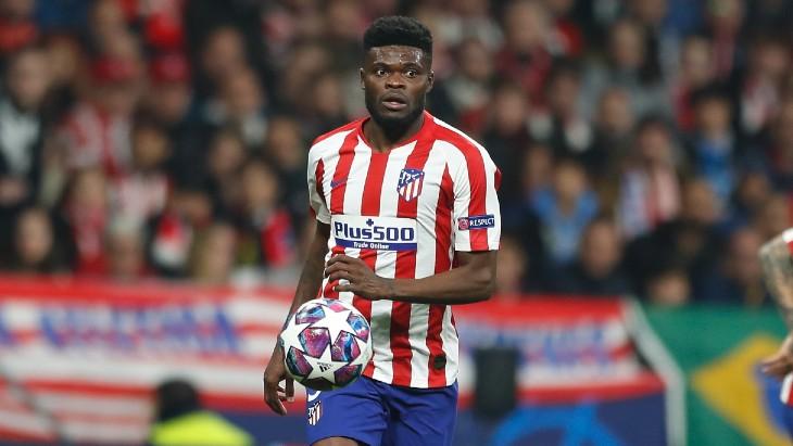 «Арсенал» готов заплатить отступные полузащитника «Атлетико»