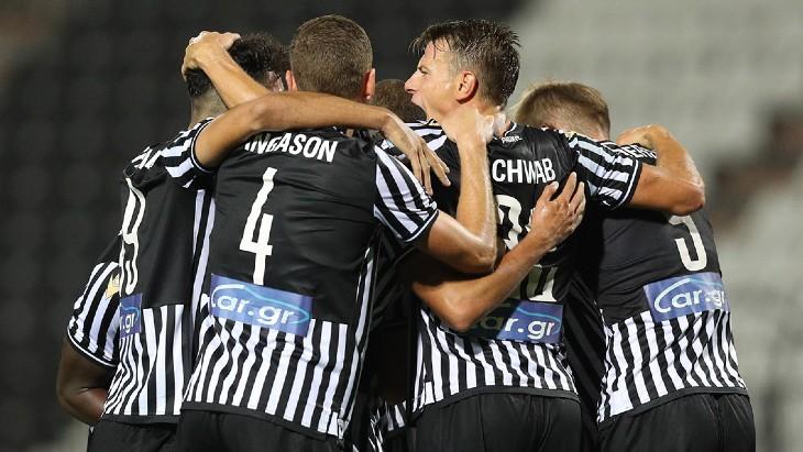 ПАОК прошел «Бенфику» в третьем раунде квалификации Лиги чемпионов. Новости футбола