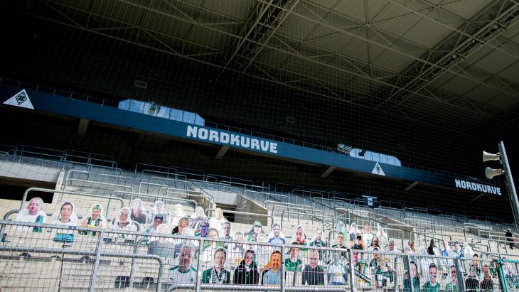 Футбольным клубам Германии разрешили пускать зрителей на стадионы. Новости футбола