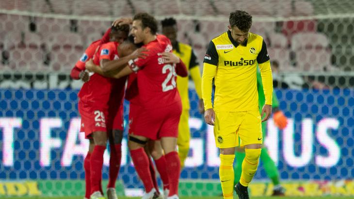 «Мидтьюлланн» не пустил «Янг Бойз» в раунд плей-офф Лиги чемпионов. Новости футбола