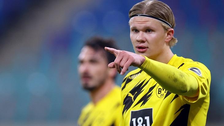 «Дортмунд» и Холанд провозгласили свое возвращение