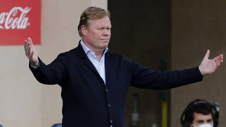 Главный тренер «Барселоны» дисквалифицирован на два матча