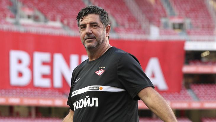 Жорже Жезус: Надеюсь, Руй Витория покажет в «Спартаке», что португальские тренеры — лучшие в мире