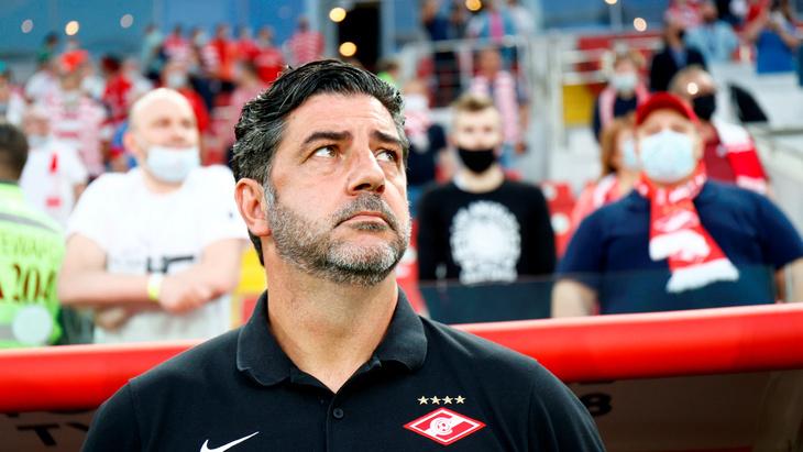Руй Витория объяснил, почему «Спартак» дважды проиграл «Бенфике»