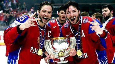 Ковальчук уверен, что Морозов найдет себя после завершения игровой карьеры