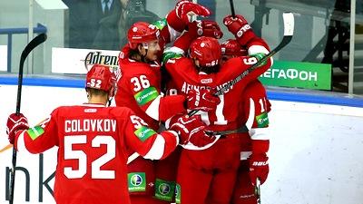 «Витязь» вырвал победу у «Атланта» в матче Кубка мэра Москвы