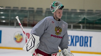 Барулин: Я уже не мальчик, чтобы меня «трясло» в сборной России
