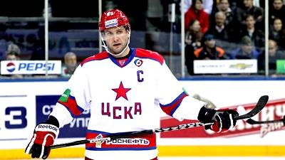 Морозов награжден орденом за заслуги перед хоккеем