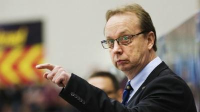 Мортс: Швеции пока не хватает опыта, на таких турнирах мы учимся
