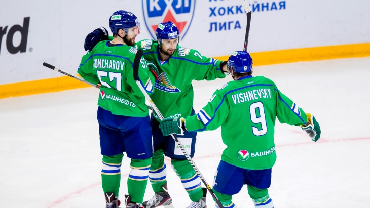 Салават Юлаев, Салават Юлаев - Команда - Хоккей